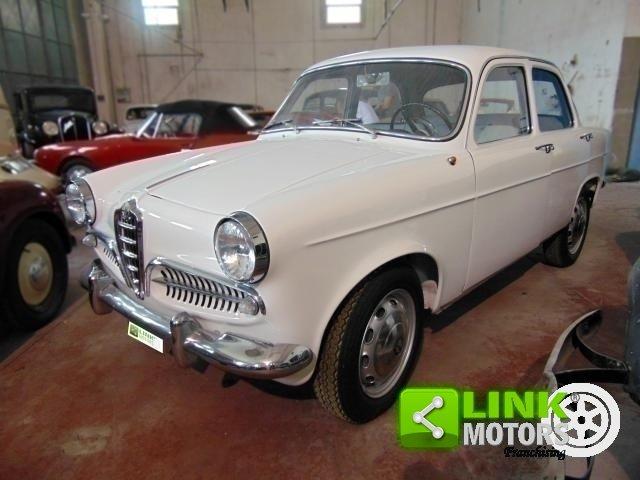 1959 Alfa Romeo Giulietta T.I, primo proprietario Nino Manfredi, For Sale (picture 1 of 6)