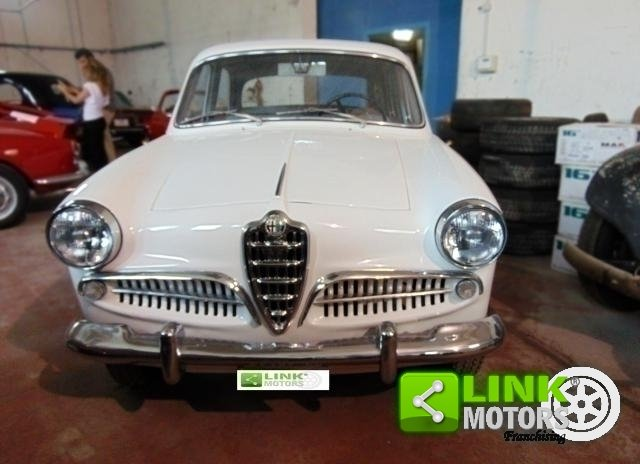 1959 Alfa Romeo Giulietta T.I, primo proprietario Nino Manfredi, For Sale (picture 2 of 6)