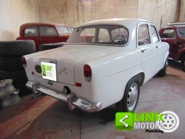 1959 Alfa Romeo Giulietta T.I, primo proprietario Nino Manfredi, For Sale (picture 4 of 6)