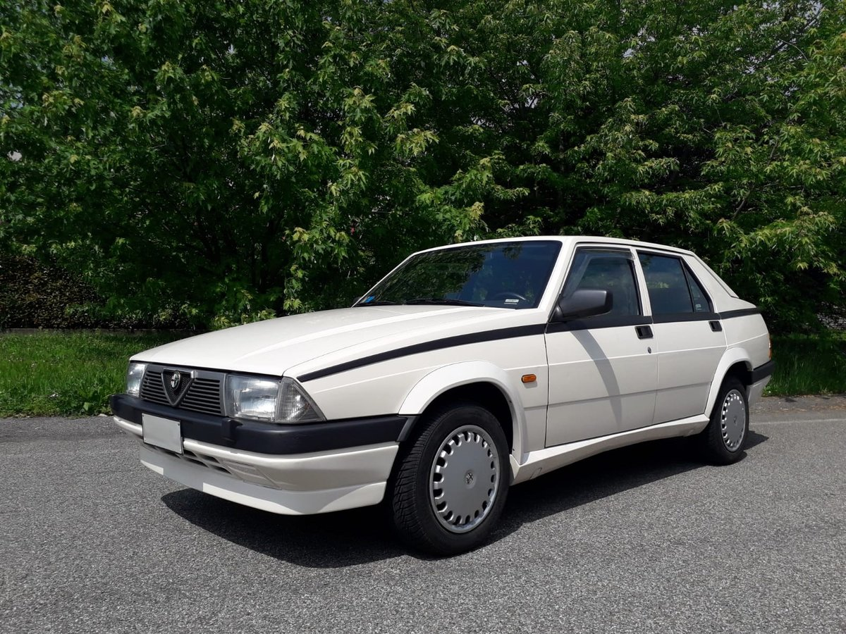 1987 Very early 75 t.spark with 61 k km! For Sale (picture 1 of 6)