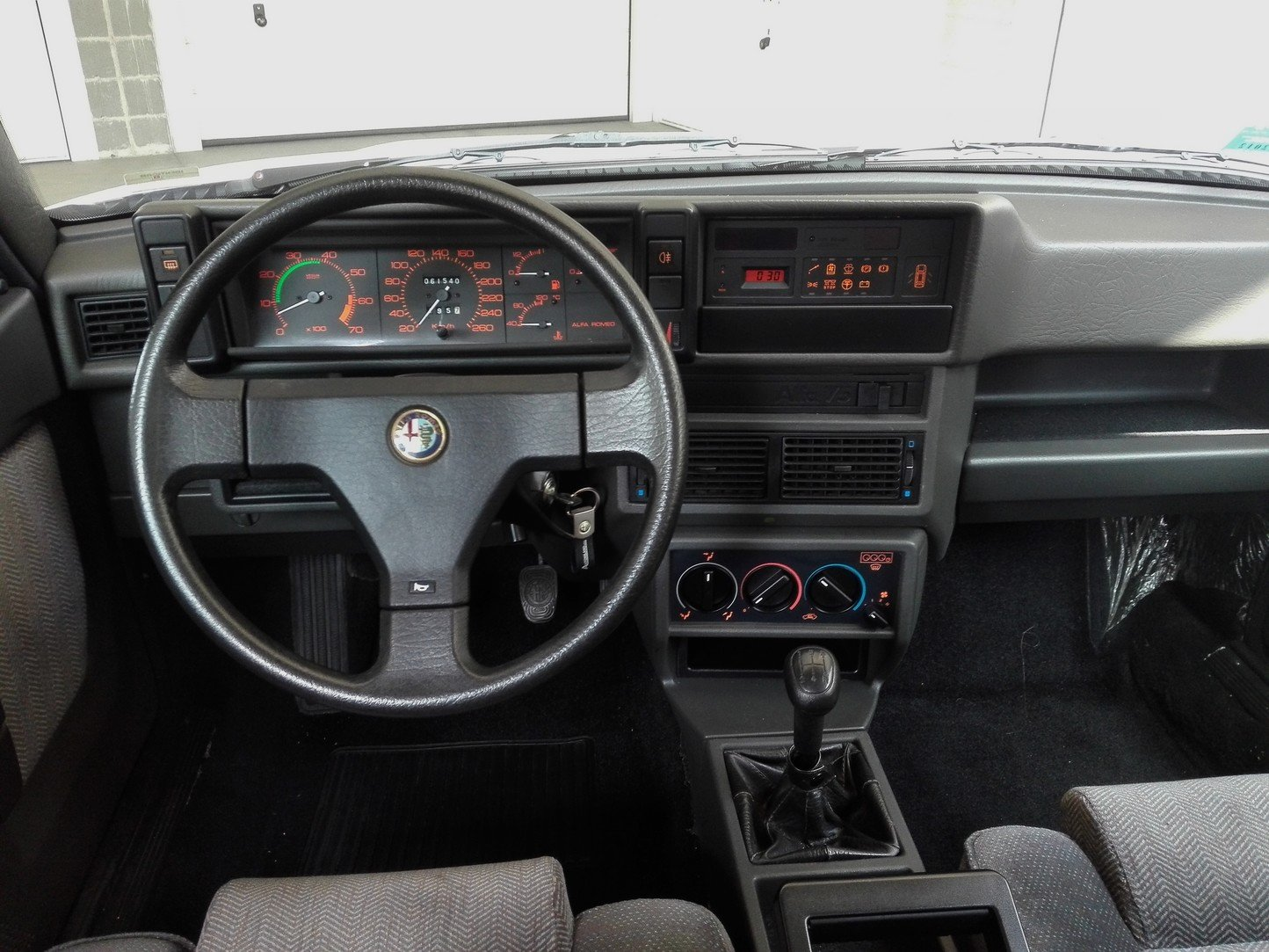 1987 Very early 75 t.spark with 61 k km! For Sale (picture 4 of 6)