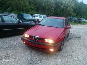 Alfa Romeo 155 1.8 t.s. TROFEO For Sale