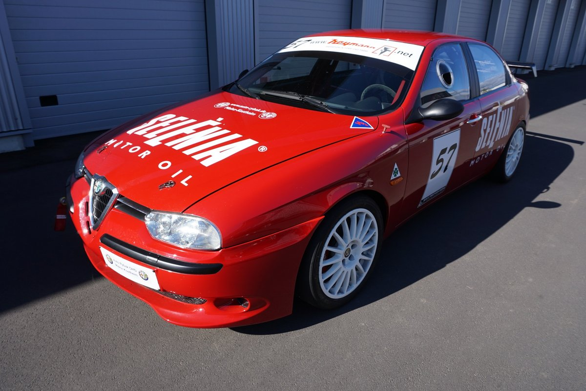 1998 AlfaRomeo 156 N Corse, CupCar, We swap against ClassicCar For Sale (picture 1 of 6)