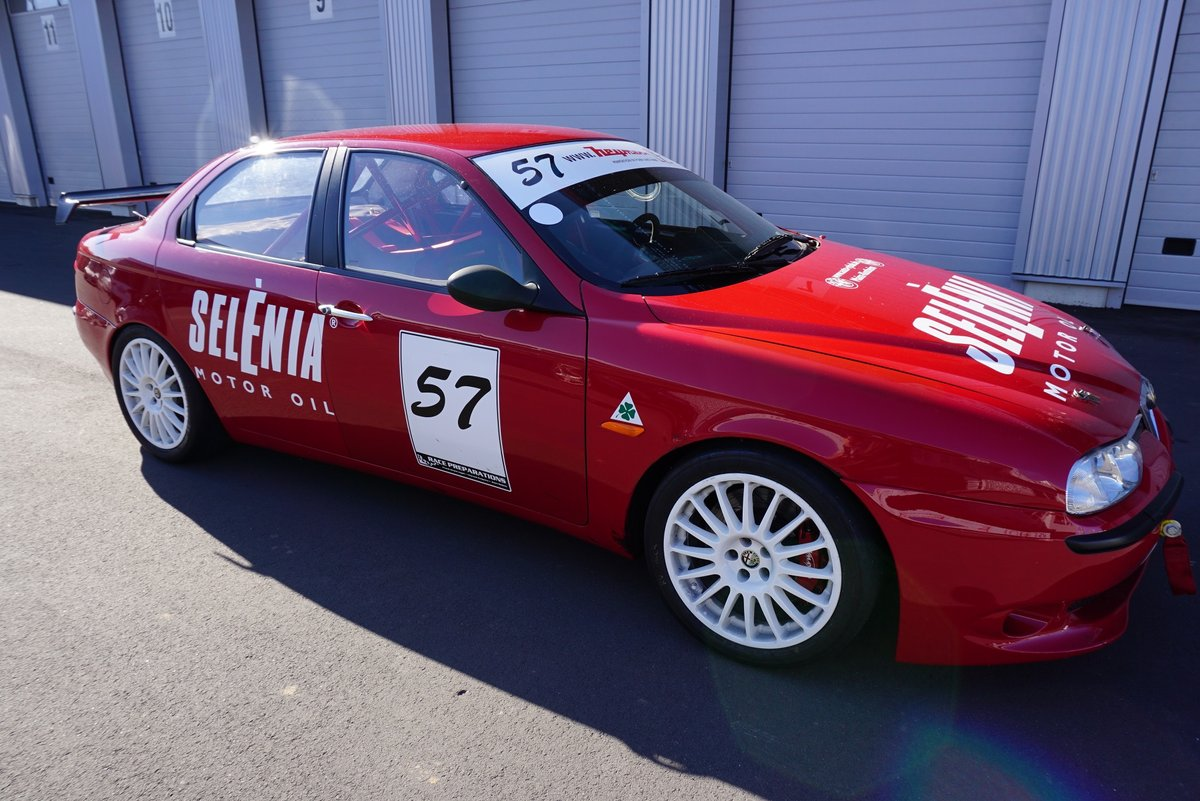 1998 AlfaRomeo 156 N Corse, CupCar, We swap against ClassicCar For Sale (picture 4 of 6)