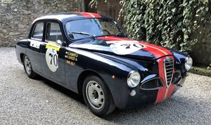 1954 Challenge Europeo Turismo Champion
