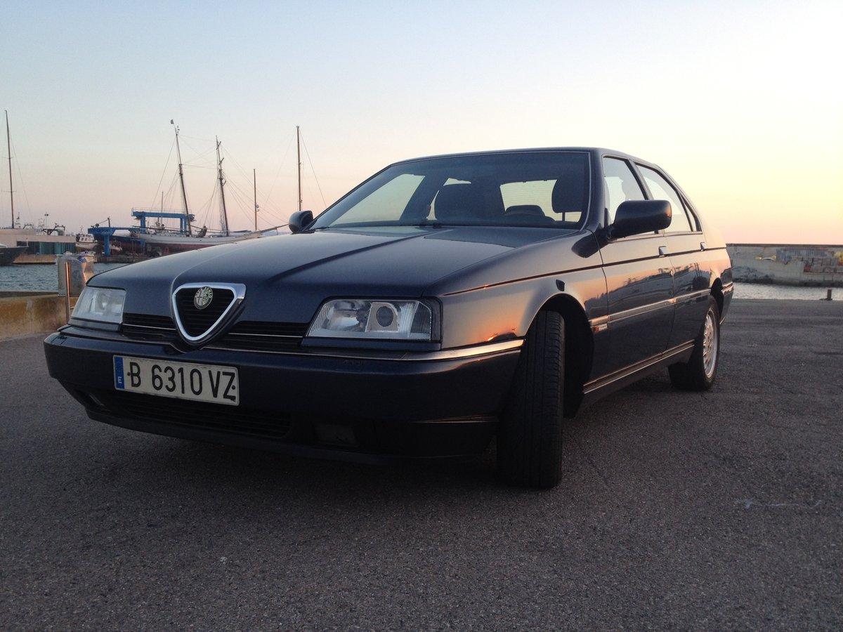 1996 Alfa Romeo 164 Super 3.0 24v For Sale (picture 1 of 6)