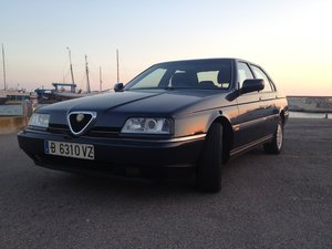 1996 Alfa Romeo 164 Super 3.0 24v For Sale
