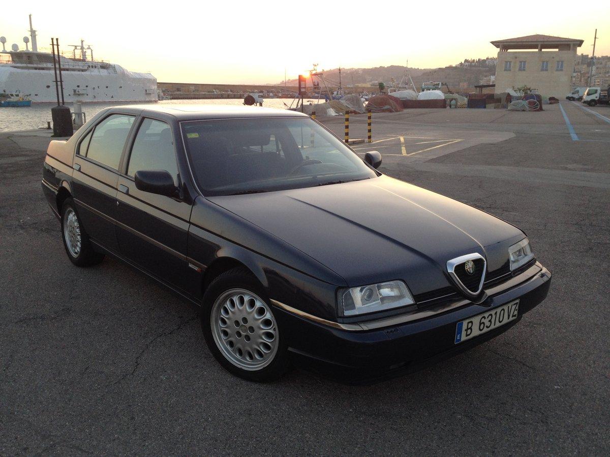 1996 Alfa Romeo 164 Super 3.0 24v For Sale (picture 2 of 6)