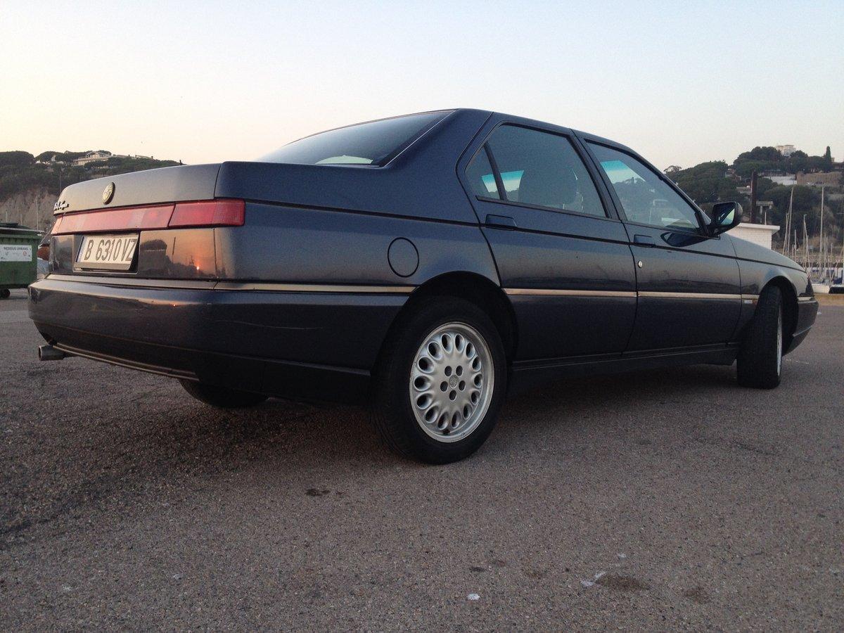 1996 Alfa Romeo 164 Super 3.0 24v For Sale (picture 3 of 6)