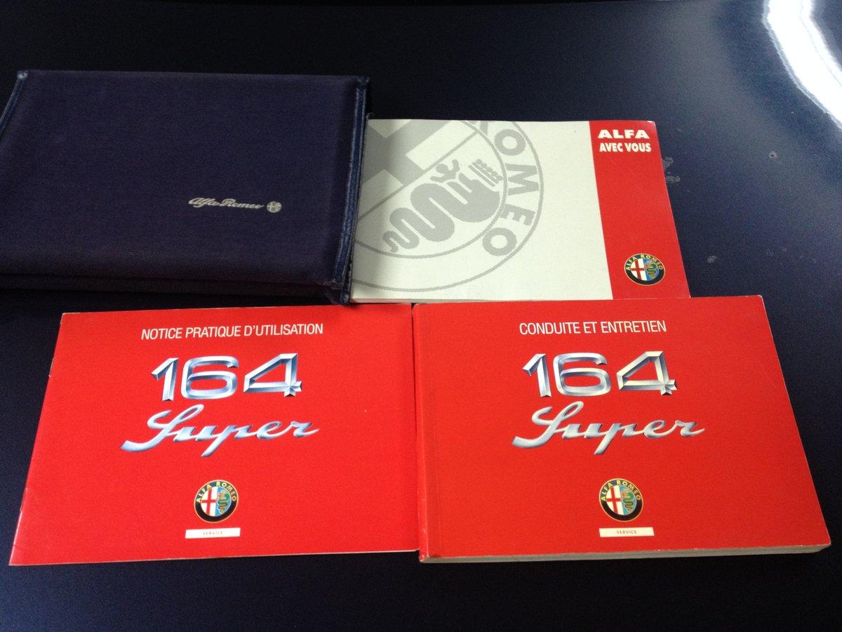 1996 Alfa Romeo 164 Super 3.0 24v For Sale (picture 6 of 6)