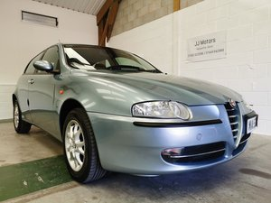 2003 Alfa Romeo 147 Lusso 1.6 Twin Spark + Just 59k+ Nice History For Sale