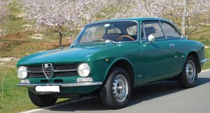 1977 Alfa Romeo gt junior original car For Sale