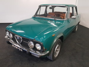 alfa romeo guilia,1976 For Sale by Auction