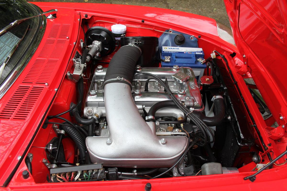 1967 Alfa Romeo Spider 1600 Duetto - Pristine Condition SOLD (picture 10 of 12)