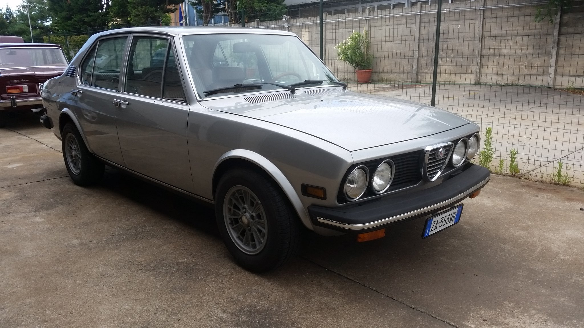1975 rare rare rare alfetta USA For Sale (picture 1 of 6)