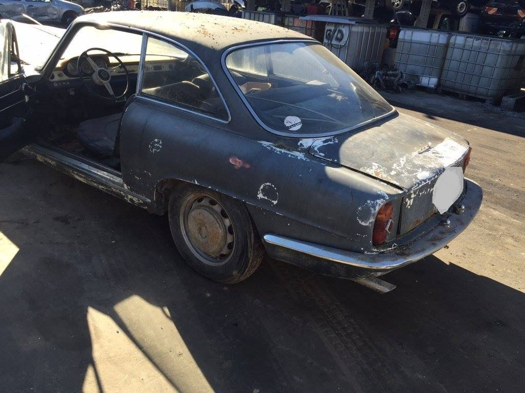 1962 Alfa Romeo 2000 Sprint Coupe for sale For Sale (picture 1 of 1)