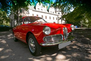 1958 Alfa Romeo Giulietta Sprint 1300 for sale