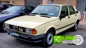 Alfa Romeo Giulietta 1.6 1983