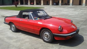 ALFA ROMEO DUETTO 1.6 OF 1985 For Sale