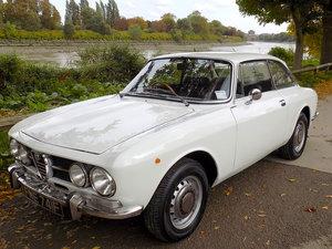 1968 ALFA ROMEO 1750 GT VELOCE For Sale
