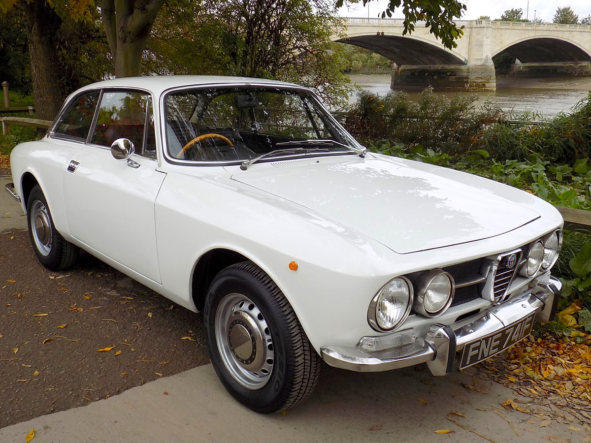 1968 ALFA ROMEO 1750 GT VELOCE SOLD (picture 6 of 6)
