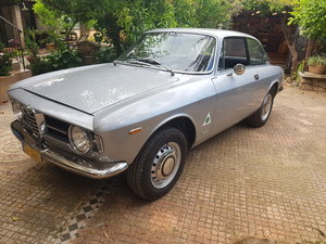 1969 Alfa Romeo Gt Junior Scalino Restored