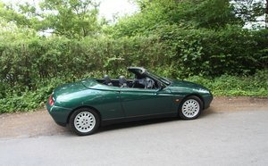 1997 Alfa Romeo 916 Spider, phase one, 59k mls,