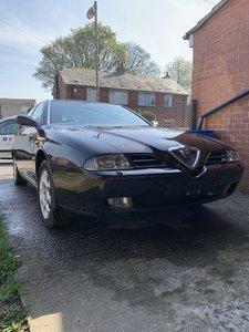 166 2.5 V6 2001 - spares or repair