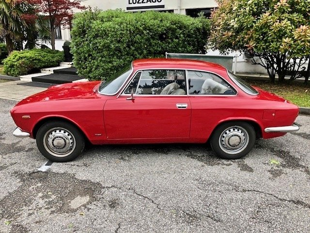 1967 ALFA ROMEO - GT JUNIOR 1300  For Sale (picture 2 of 6)