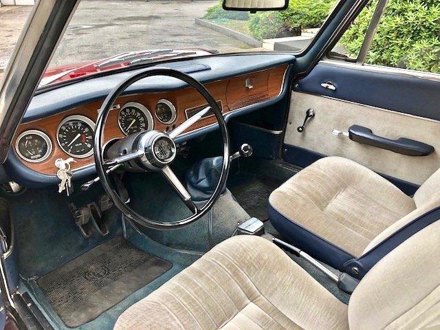 1967 ALFA ROMEO - GT JUNIOR 1300  For Sale (picture 4 of 6)