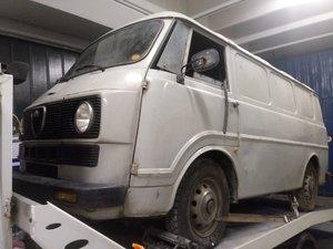 1980 ALFA ROMEO F12-  VAN LHD- EASY PROJECT For Sale