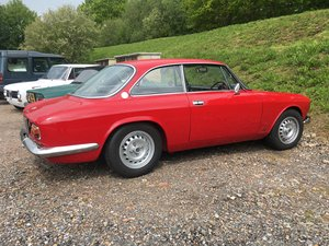 1968 Alfa Romeo 1750 GTV Series 1 Full nut & bolt resto For Sale