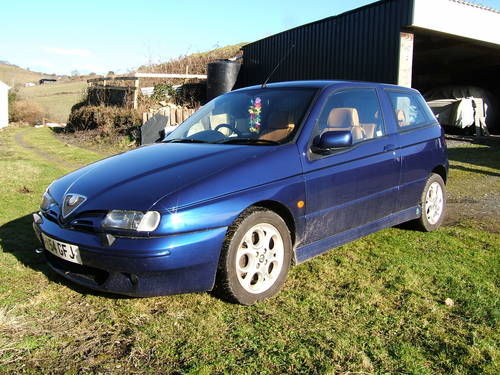 1999 Alfa Romeo 145 Cloverleaf  REDUCED REDUCED  SOLD (picture 1 of 6)