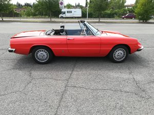 1974 Alfa Romeo Duetto 1300 2+2 For Sale