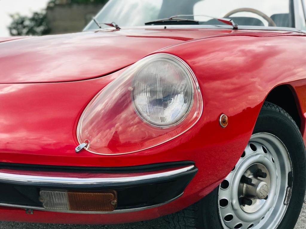 1973 Alfa Romeo Spider 1300 – 2nd SERIES - *ASI* For Sale (picture 6 of 6)
