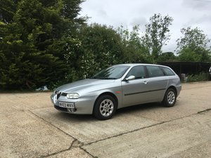 2003 Alpha Romeo Sportwagon 1.8 T Spark For Sale