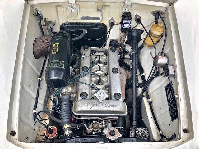 1959 Alfa Romeo - Giulietta TI For Sale (picture 5 of 6)