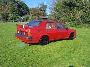 1988 Alfa 75 V6 3.0 For Sale