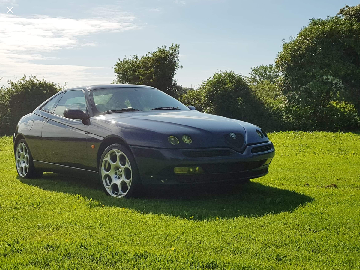 1995 Alfa Gtv  v6 turbo For Sale (picture 1 of 6)