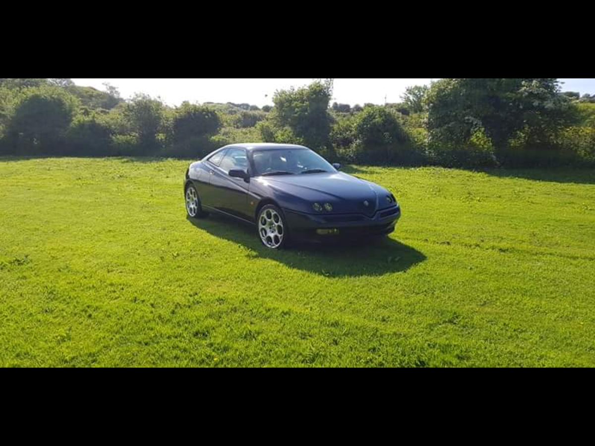 1995 Alfa Gtv  v6 turbo For Sale (picture 4 of 6)