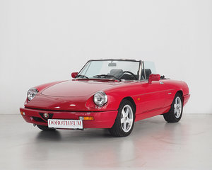 1992 Alfa Romeo Spider 2.0 For Sale by Auction