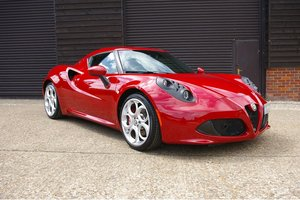 Picture of 2014 Alfa Romeo 4C 1.8 TBI TCT Coupe (2,145 miles) SOLD