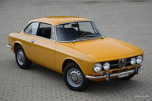 1971 Alfa Romeo 1750 GT Veloce, Ground-Up restoration