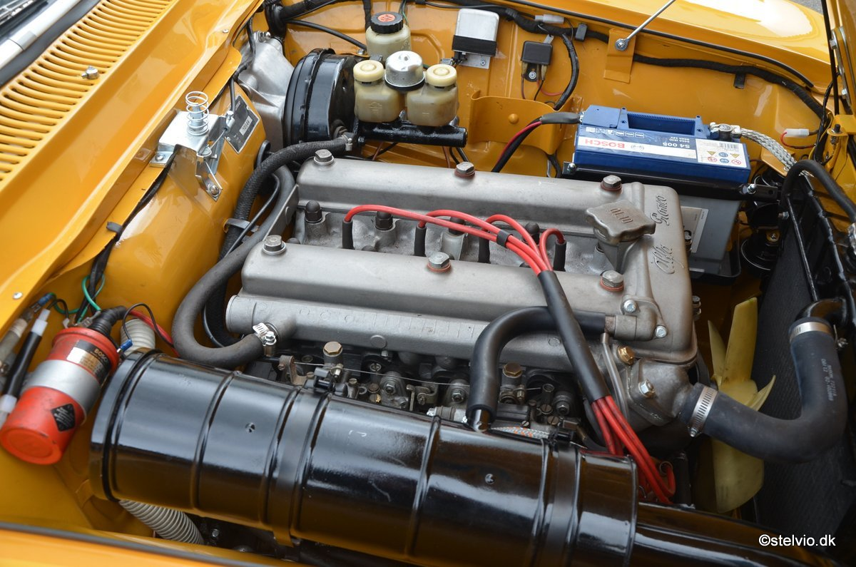 1971 Alfa Romeo 1750 GT Veloce, Ground-Up restoration For Sale (picture 6 of 6)