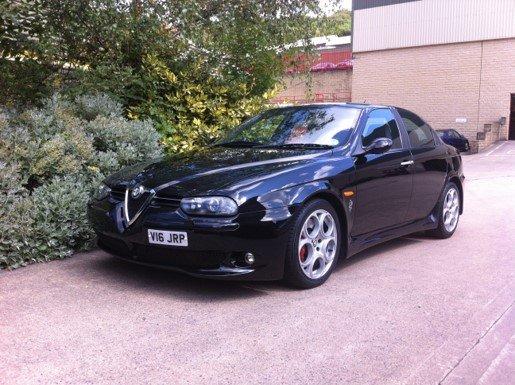 2002 Alfa Romeo 156 GTA. 3.2 V6 - 30,000 miles For Sale (picture 1 of 6)