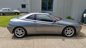 1999 Alfa Romeo GTV V6, Lusso spec with red leather For Sale
