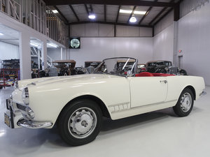 1959 Alfa Romeo 2000 Spider by Touring For Sale