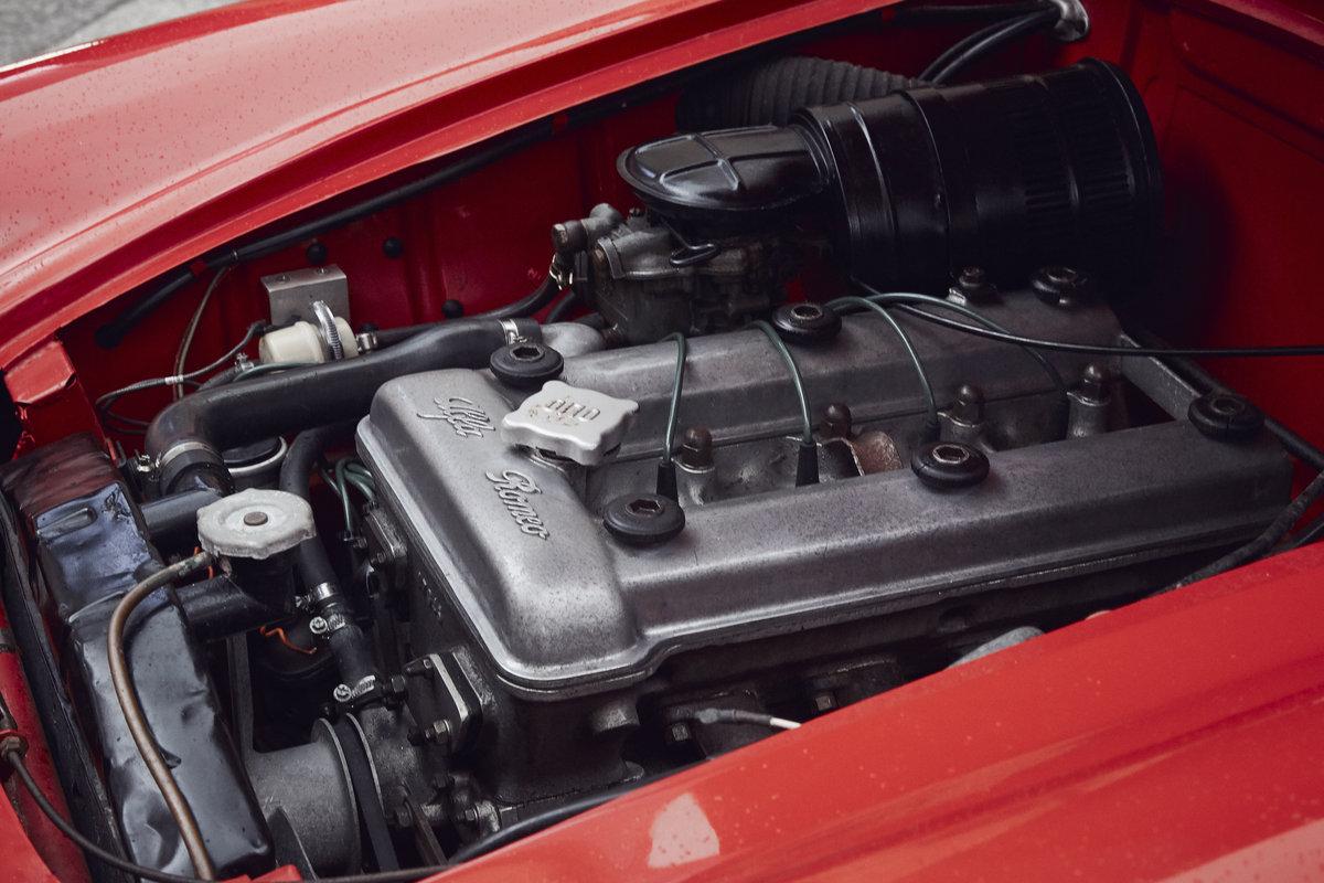 Alfa Romeo Giulietta Spider 1957 For Sale (picture 6 of 6)
