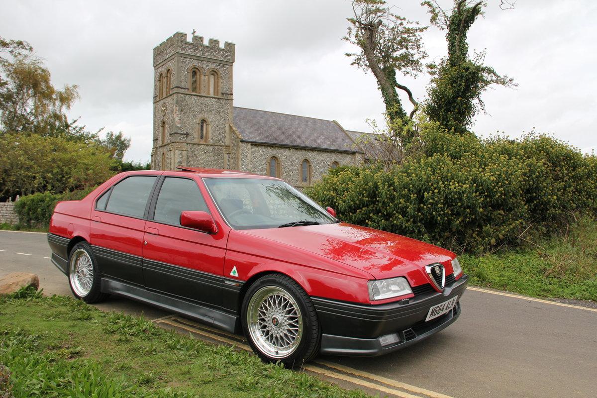 1994 Alfa Romeo 164 Cloverleaf QV 3.0 V6 24v For Sale (picture 1 of 6)