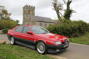 1994 Alfa Romeo 164 Cloverleaf QV 3.0 V6 24v For Sale